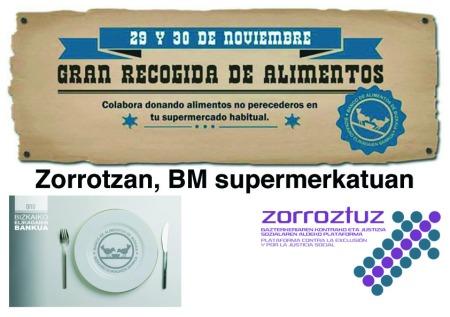 Campaña 29, 30 Zorrotzan