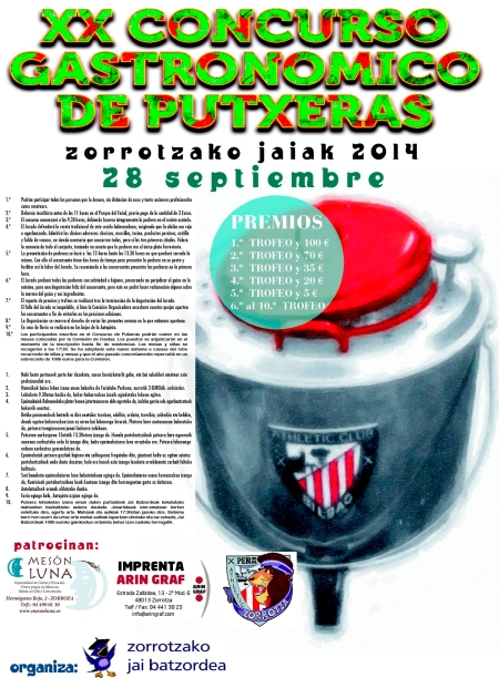 Cartel Putxeras 2014 copia